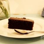 עוגת שוקולד של סבתא