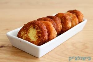 לביבות תפוחי אדמה