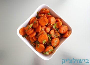 סלט גזר מרוקאי